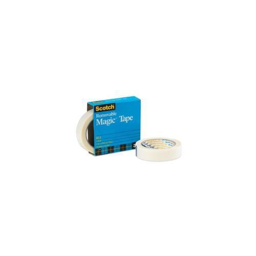 3m Scotch 811 Magic Tape Removable SHPT9641811