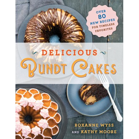 Delicious Bundt Cakes - eBook - Halloween Bundt Cake Decorating Ideas