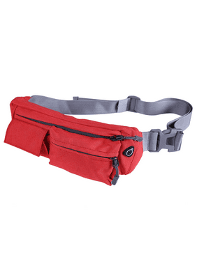 Product Image HDE Waist Bag Fanny Pack Multipocket Crossbody Hip Pack for  Men Women Sports Exercise Travel Pouch fa73823770