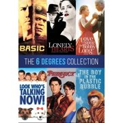 The 6 Degrees Collection John Travolta DVD by