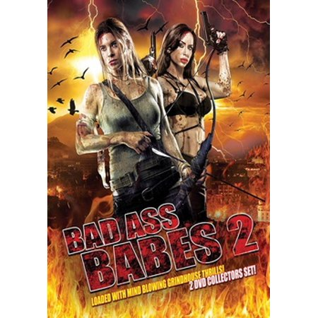 Bad Ass Babes 2 (DVD) - Sxy Babes