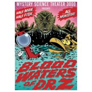 Mystery Science Theater 3000: Blood Waters of Dr. Z (1994) by