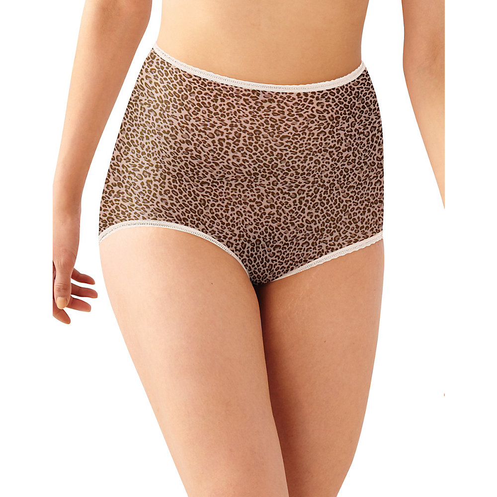 Bali Womens Skimp Skamp Brief Panty #2633