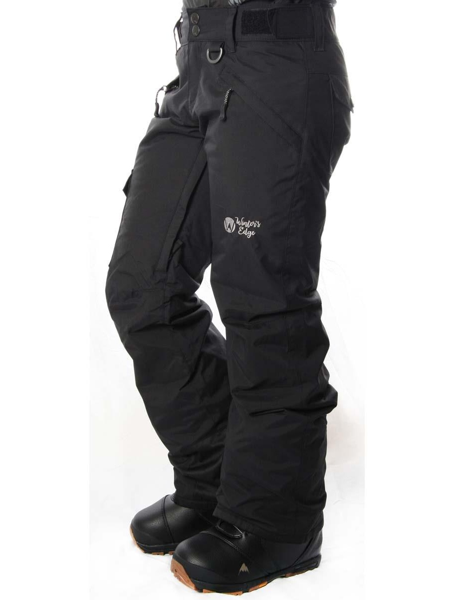 Winter's Edge Womens Mountain Range Insulated Snow Pants