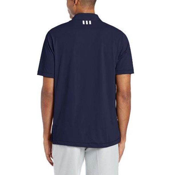 Adidas Golf Men's Solid Jersey Polo Shirt Top - Many Colors