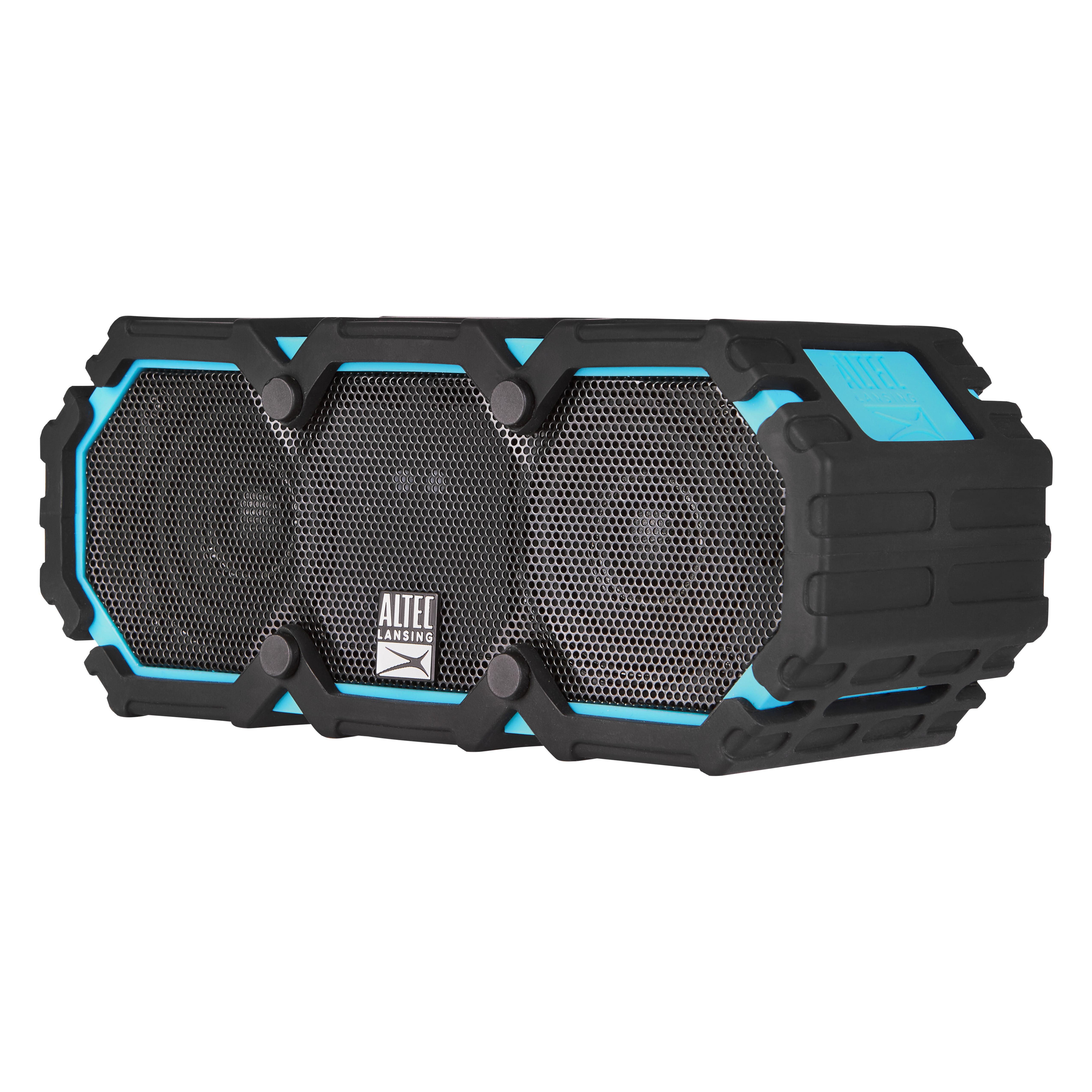 Altec Lansing iMW477 Mini Lifejacket Bluetooth Speaker Blue Walmart