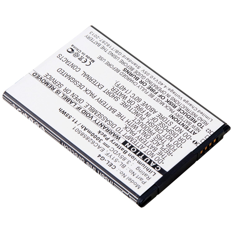 Dantona CEL-G4 CEL-G4 Replacement Battery