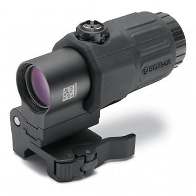 Hunting EO-G33.STS G33 Gen III 1X-3X Magnification 7.3 Degree Field of View in Black [Istilo251830] by