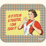Fiddlers Elbow m38 If It Fits In Toaster Mouse Pad, Pack Of 2