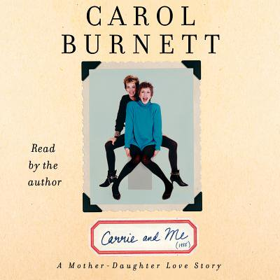 Carrie and Me - Audiobook