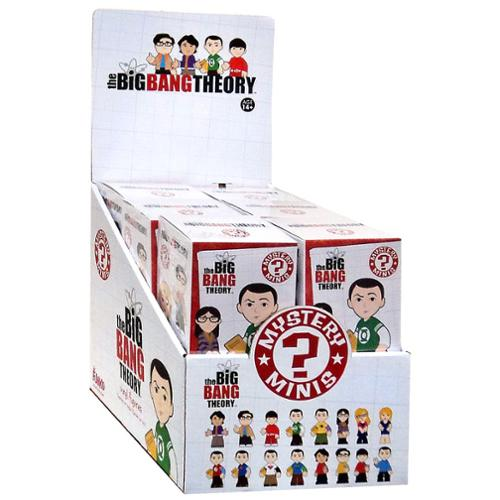 FUNKO INC. The Big Bang Theory Mystery Minis Mystery Box