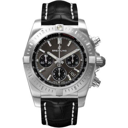 Breitling Chronomat B01 Chronograph 44 Men's Watch AB0115101F1P1 Breitling Chronomat B01 Chronograph 44 Men's Watch AB0115101F1P1