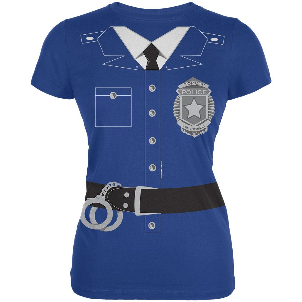 Policeman Costume Juniors T-Shirt