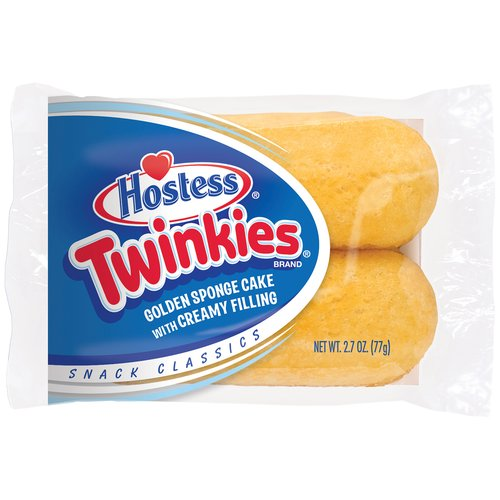 Hostess Twinkies, 2 ct, 2.7 oz