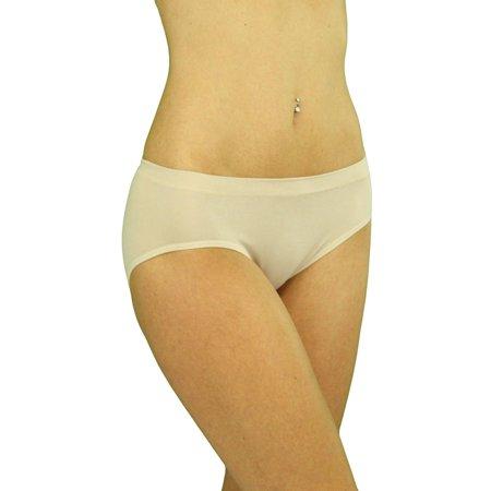 ToBeInStyle Women's Elastic Bikini Briefs - One -