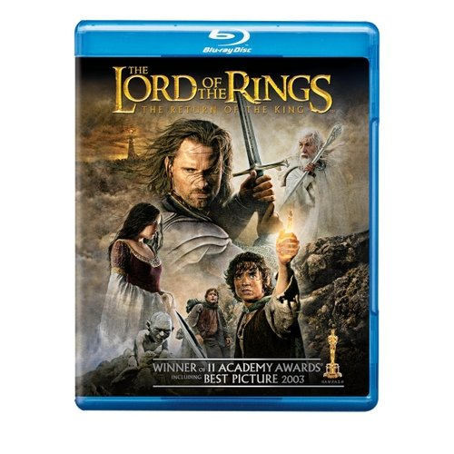 The Lord Of The Rings: The Return Of The King (Blu-ray)
