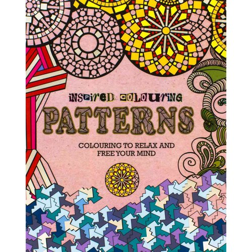 Patterns Adult Coloring Book: Coloring to Relax and Free Your Mind