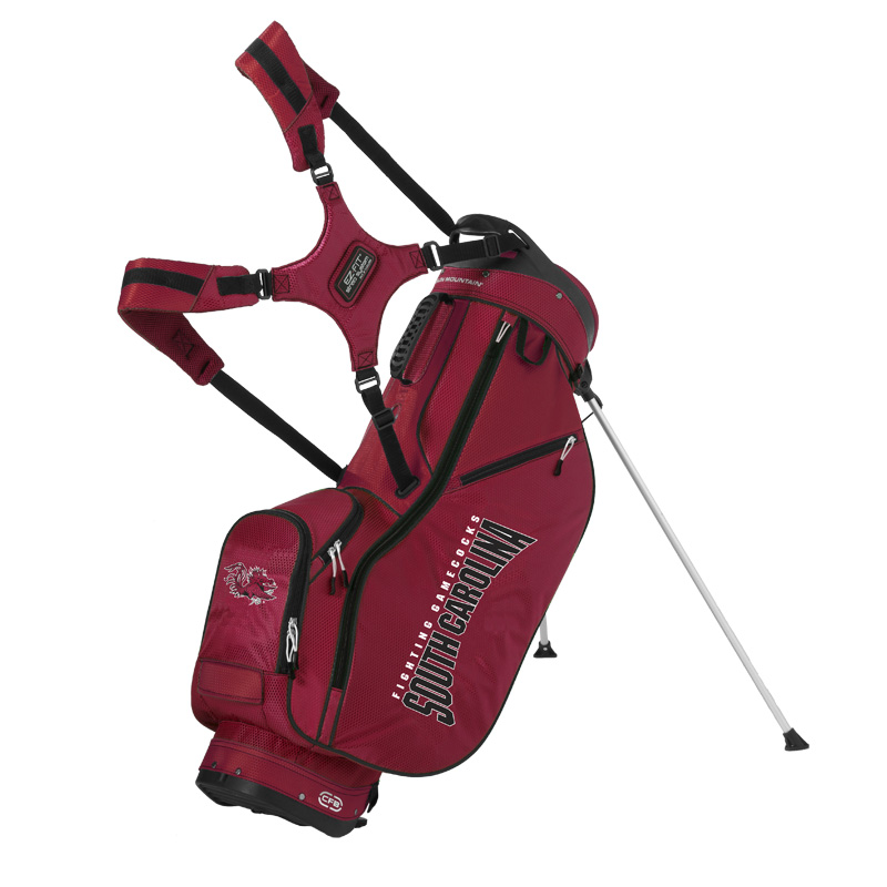 South Carolina Gamecocks Stand Bag by Sun Mountain