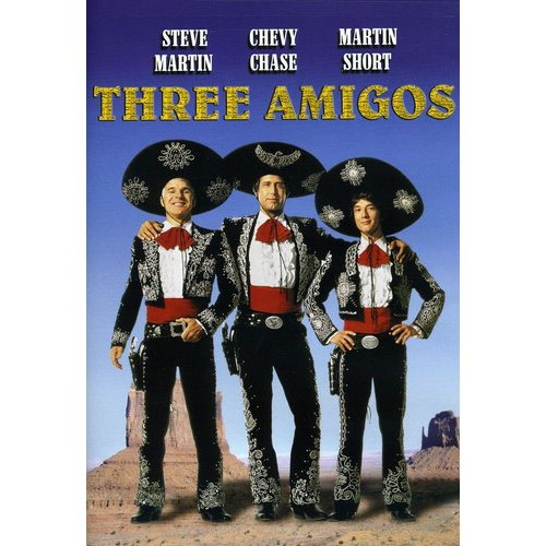 THREE AMIGOS (DVD/RE-PKG)