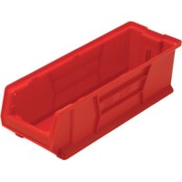 "29 7/8"" Deep x 16 1/2"" Wide x 11"" High Red Hulk Container"