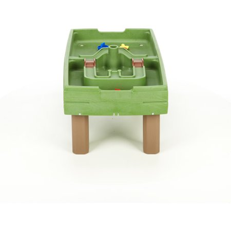 Step Naturally Playful Sand And Water Activity Table Video