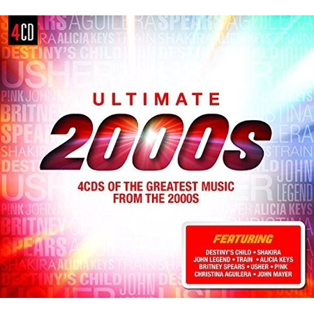 Ultimate 2000S / Various (CD) (Best Musicians Of The 2000s)