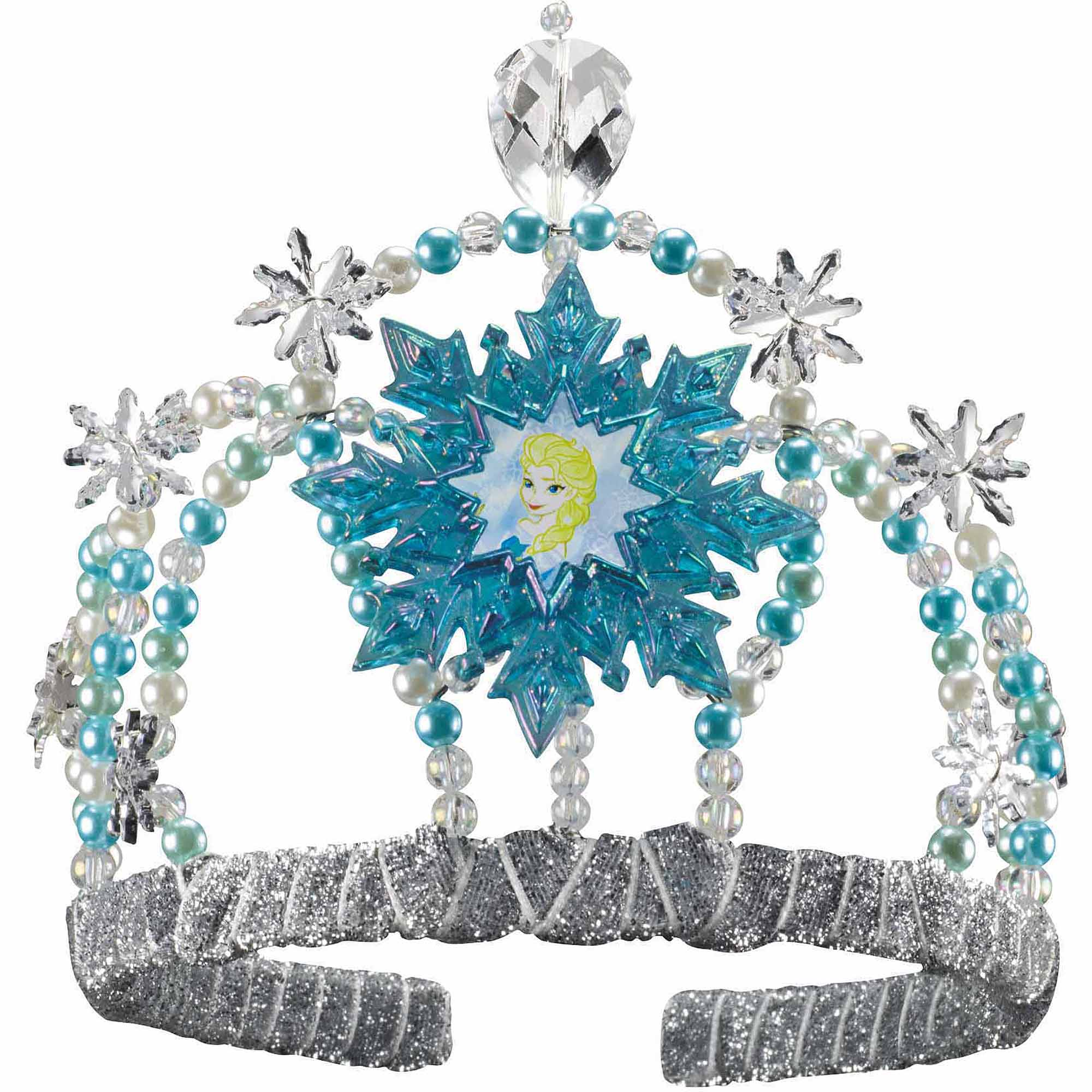 Frozen Elsa Tiara Child Halloween Accessory