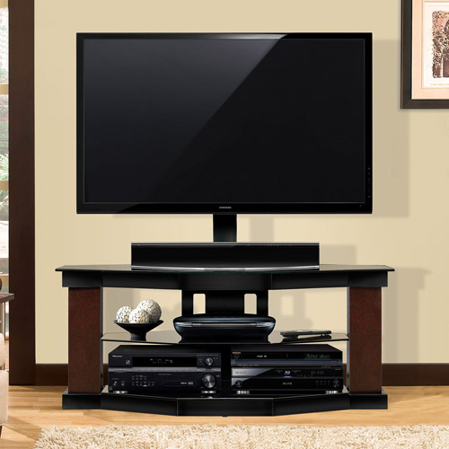 Bell O Pamari 3 In 1 Tv Stand With Mount For Tvs Up To 52