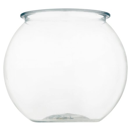 Aquarius 1 gallon fish bowl for 3 gallon fish bowl