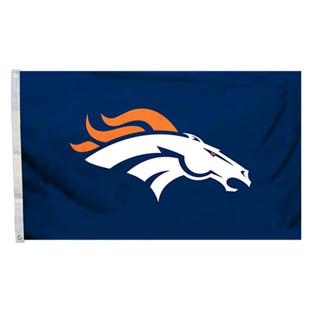 Denver Broncos Flag 3x5 All Pro - image 1 of 1
