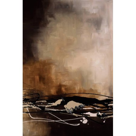 Tobacco and Chocolate II Print Wall Art By Laurie Maitland