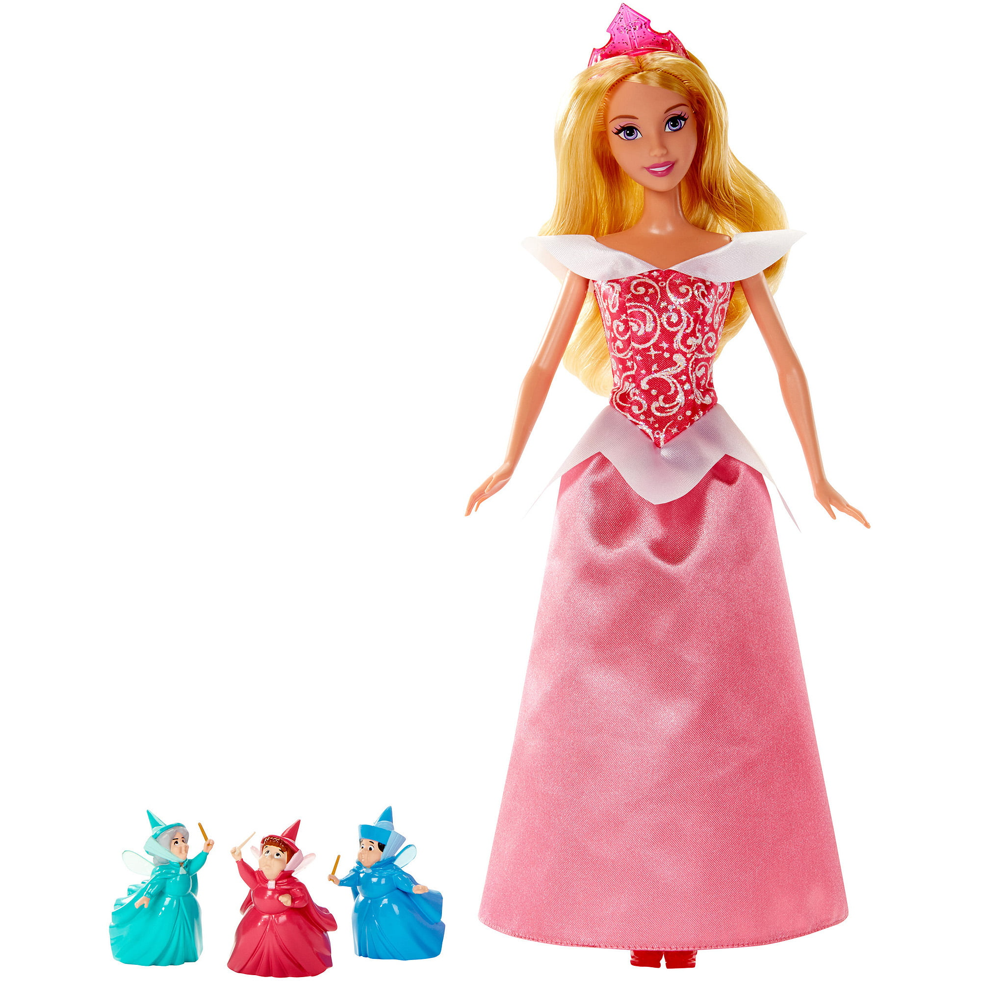 Disney Sleeping Beauty Fairy Gift Set by PT MATTEL INDONESIA
