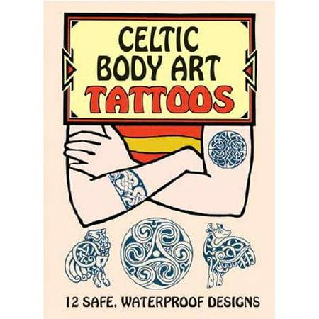 Celtic Body Art Tattoos