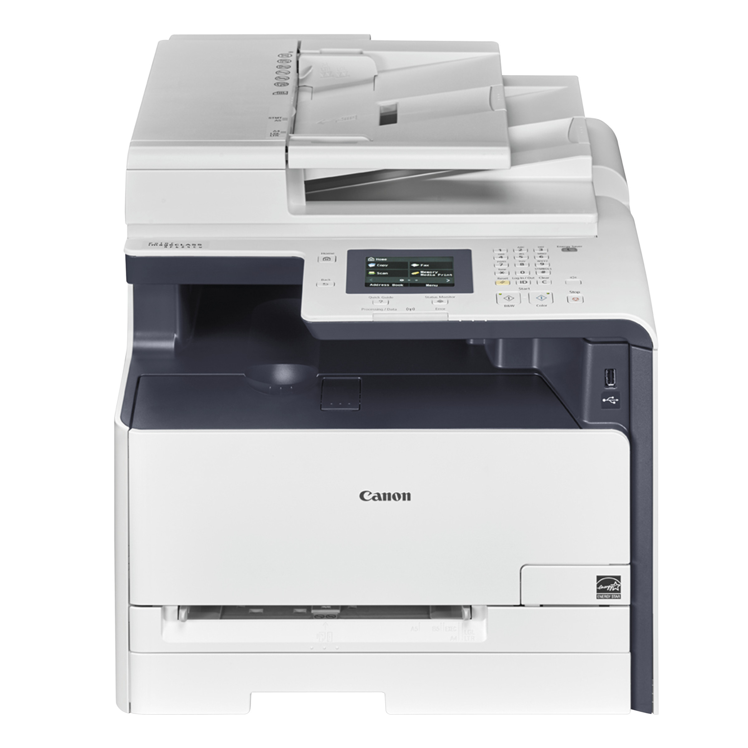 Canon Color iMageCLASS MF624Cw Wireless All-in-One Printer, Copy Print Scan by Canon
