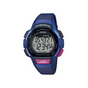 Casio Women's Step Tracker Watch, Dark Blue LWS1000H-2AV