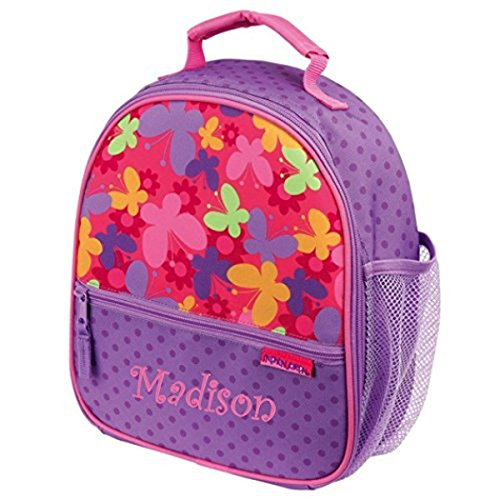 Personalized Trendsetter Lunch Box (Butterfly)