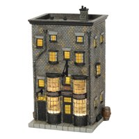 Department 56 Harry Potter Ollivanders Wand Shop Lighted Building #6002313