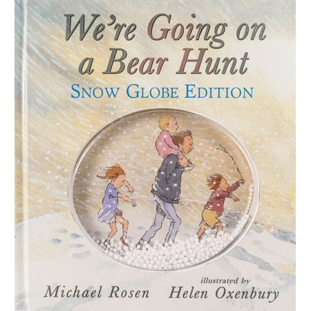 We're Going on a Bear Hunt: Snow Globe Edition](If I Lived In A Snowglobe)