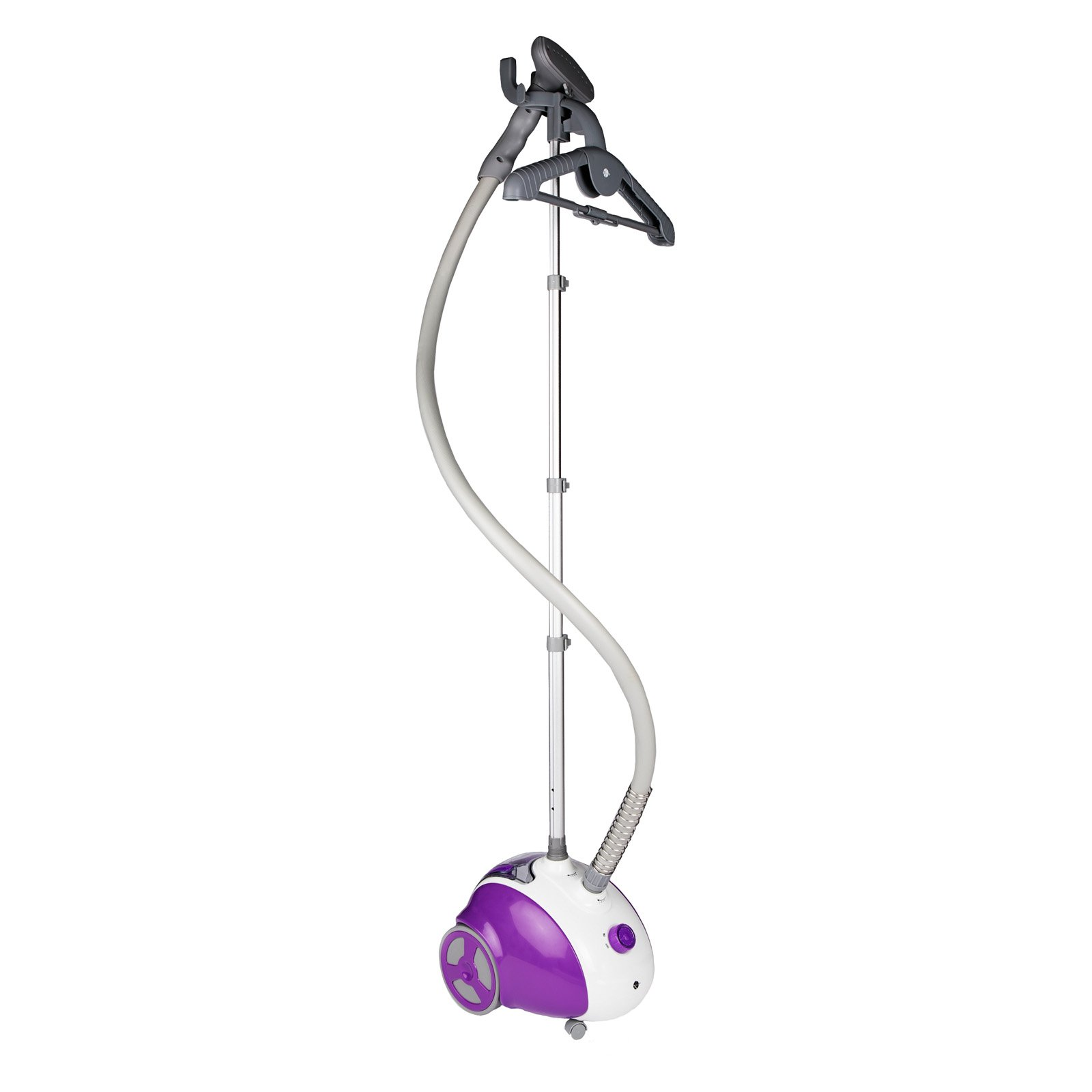Steam and Go Classic performance home garment steamer- Accessories included! SAG – 38 Purple