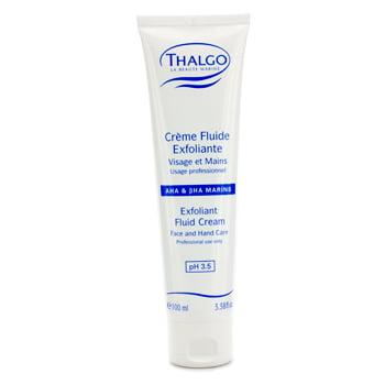 THALGO Exfoliant Fluid Cream With  Aha & Bha (face & Hand...