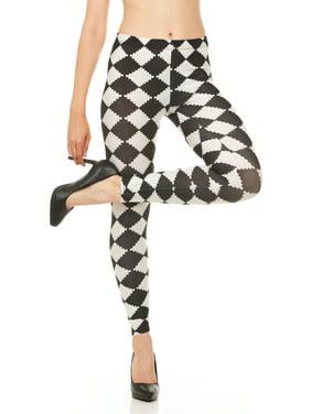 a2d87a91c3 Product Image Carnival Women s Full-Length Printed Soft Microfiber Leggings
