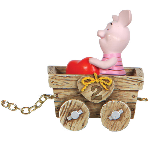 Precious Moments  Hunny of a Day - Piglet'' Figurine