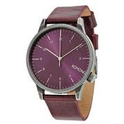 Winston Purple Dial Regal Purple Leather Mens Watch W2252