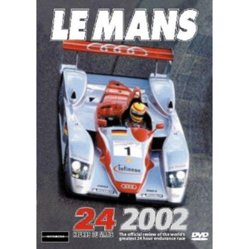 Le Mans Review 2002 DVD