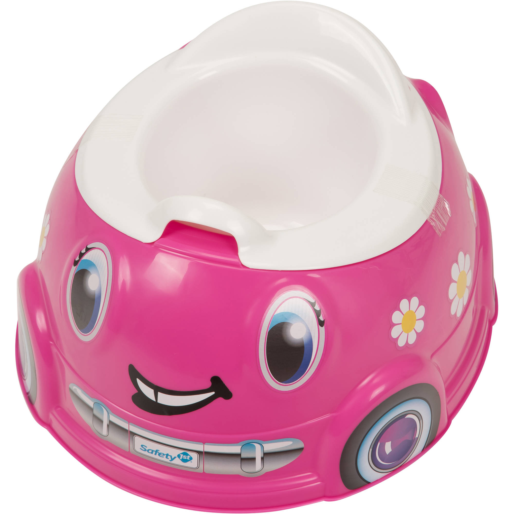 Safety 1st Fast and Finished Car Potty, Pink