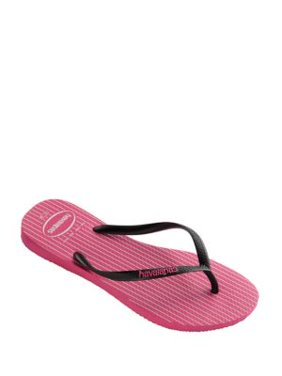 7185f29fc Product Image Slim Retro Rubber Thong Sandals. Havaianas