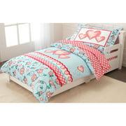 KidKraft Princess Sweetheart Toddler Bedding - 77004