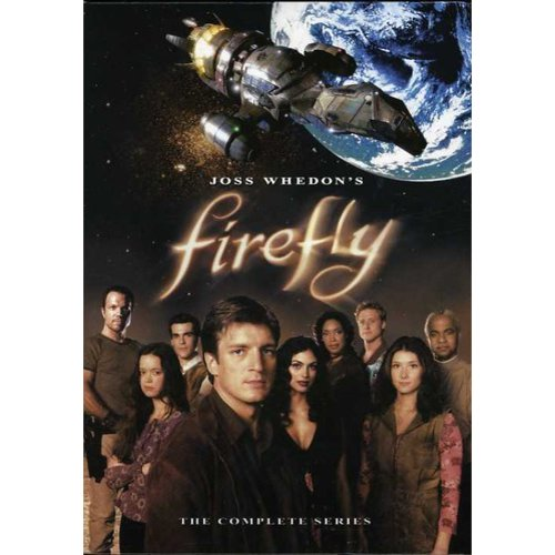 FIREFLY-COMPLETE SERIES (DVD/4 DISC/RE-PKGD)