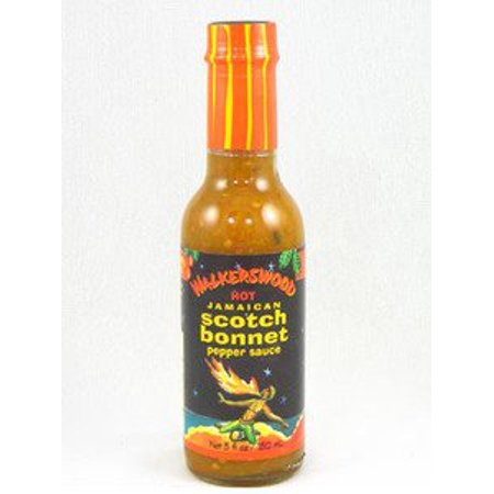 (3 Pack) Associated Manufacturers Walkerswood  Pepper Sauce, 6