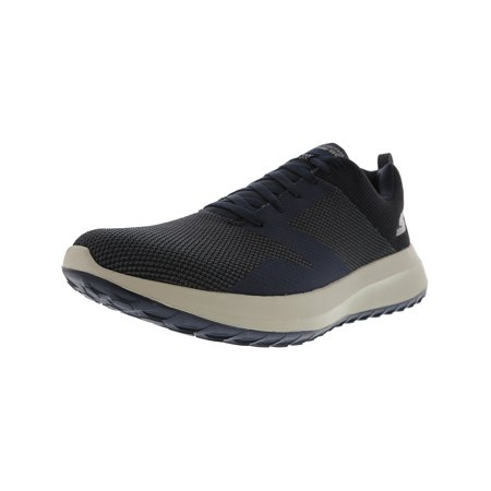 acf86c506ae3 Skechers Men s On The Go City 4.0 Navy   Grey Ankle-High Running Shoe ...